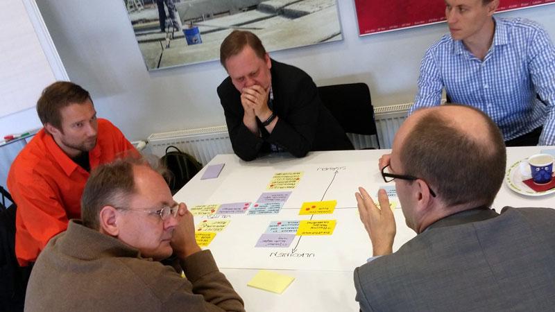 team-workshopping