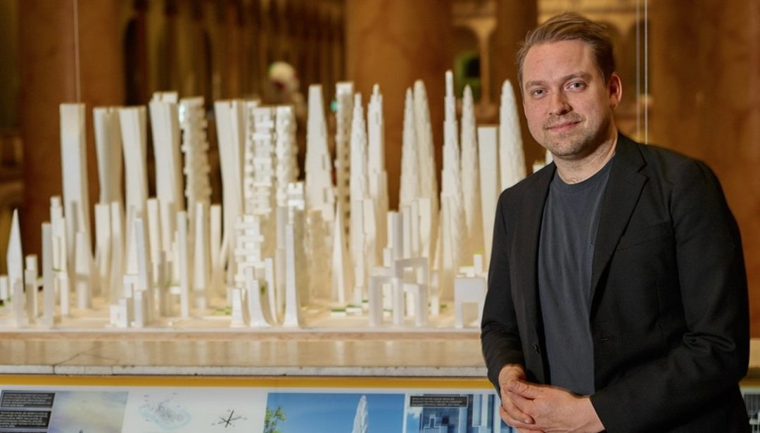 A Culture of Innovation – Interview with Daniel Sundlin, Partner at Bjarke Ingels Group