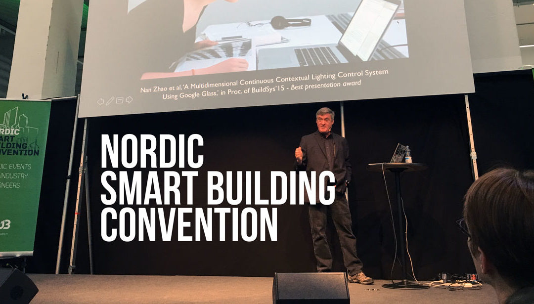Aarni's Notes from the Nordic Smart Building Convention