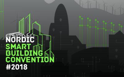 Aarni Heiskanen on the Nordic Smart Building Convention Advisory Board