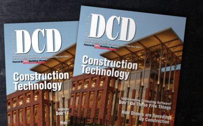 Aarni's Article in DCD Magazine