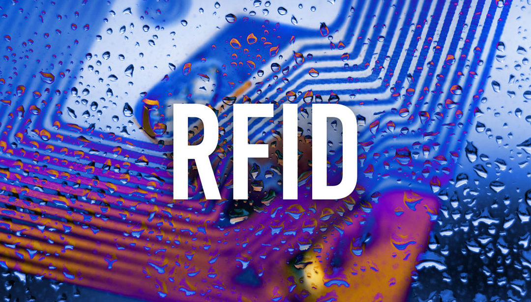 Monitoring Building Moisture with RFID